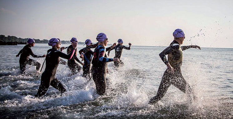 Grand prix national de triathlon : Essaouira abrite la 5ème étape
