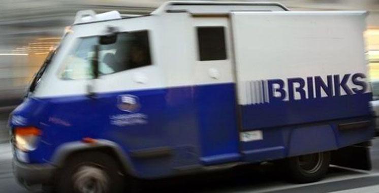 Aït Ourir : Echec d'un braquage d'une voiture de convoyeurs de fonds