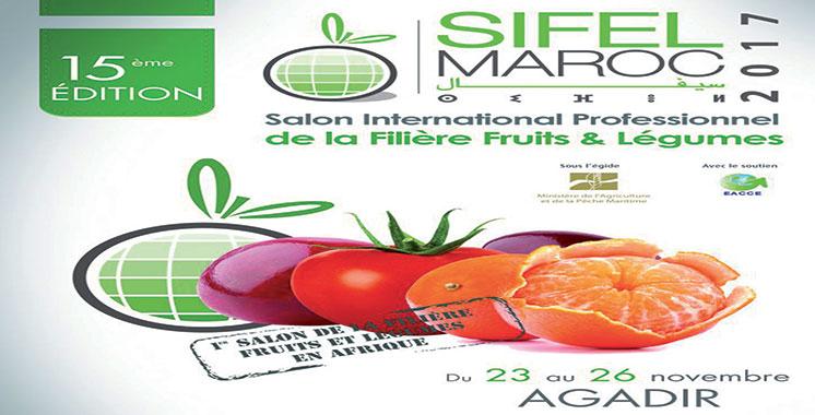 Agadir : Le Sifel se tiendra concomitamment  au Mafex