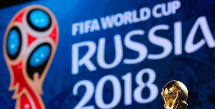 Mondial-2018: la Russie augmente le budget de 510 millions d'euros
