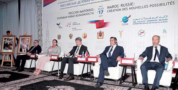 Maroc-Russie : Un partenariat «win-win»
