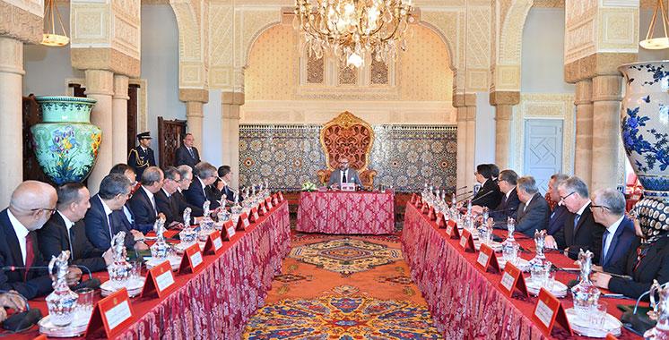 Conseil des ministres : Le Roi Mohammed VI nomme une commission pour enquêter sur la pénurie d'eau potable