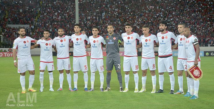 El Ahmadi, Ammouta et deux joueurs du WAC en lice pour les trophées de la CAF 2017