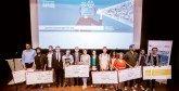 Les gagnants du concours international connus : Ana Maghribi(a) récompense  les talents
