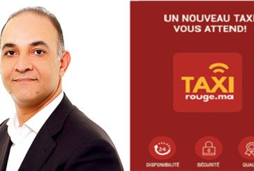 TaxiRouge.ma : Une application signée NAGD