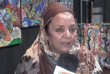 Un nouveau film sur le parcours de l'artiste-peintre Toufa Al Harah