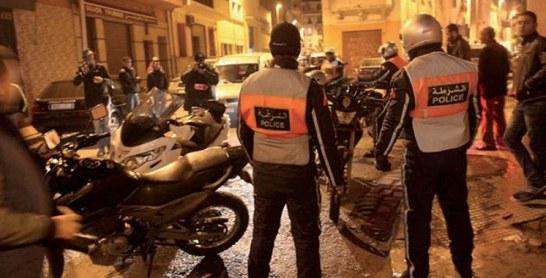 Marrakech : 5.602 suspects mis  en garde à vue durant octobre