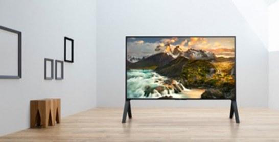 Sony lance le TV 100'' Bravia Z9D, une première au Maroc  et en Afrique