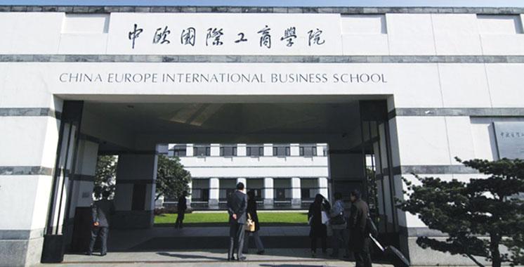 Entrepreneuriat au féminin: Quand l'ESCA s'allie à la célèbre CEIBS  de Shanghai !