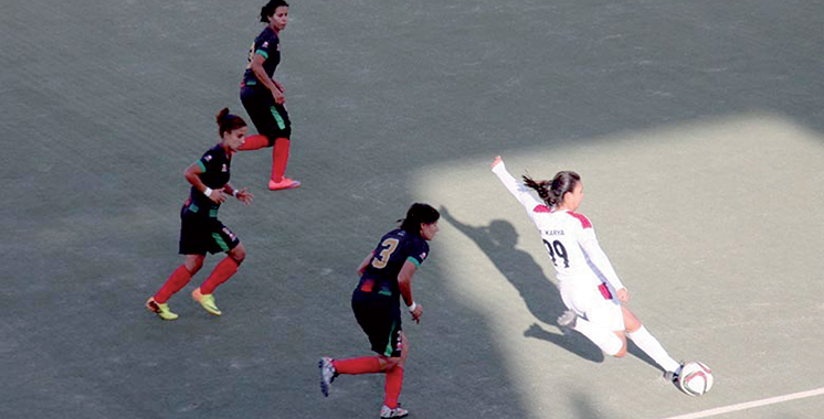 Elle opposera l'AS FAR à l'Olympic de Safi: La finale de la Coupe du Trône féminine aura lieu jeudi à Salé