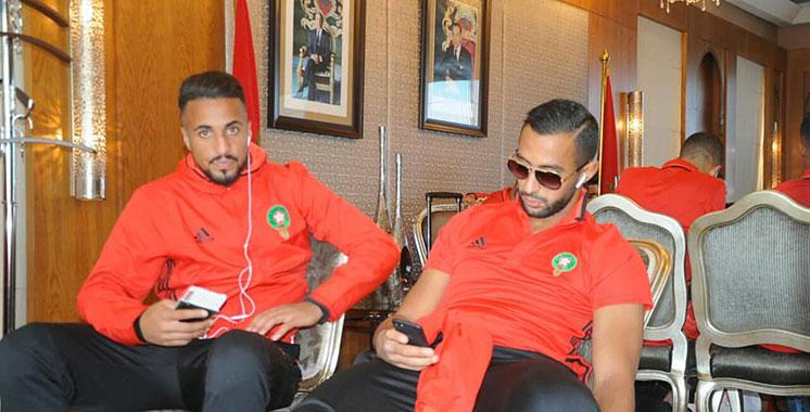 Match. CIV-Maroc : départ des joueurs pour Abidjan
