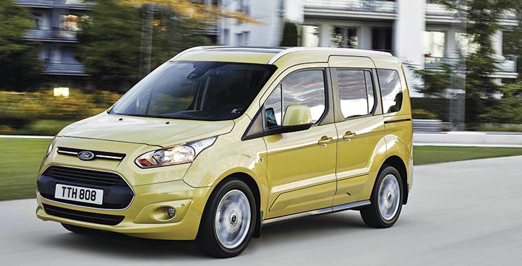 Ford : La nouvelle gamme Connect débarque au Maroc