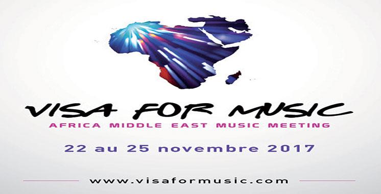 6 conférences au Visa for Music