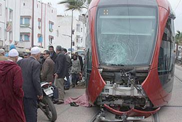 Casablanca : Décès d'un motard dans un accident de tramway