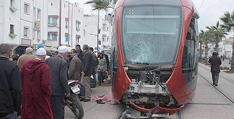 Casablanca : Décès d'un cycliste dans un accident de tramway