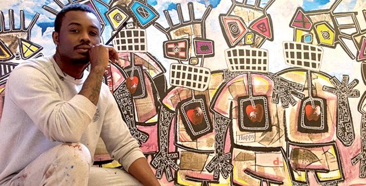 «African Dreamer» de Mederic Turay à Casablanca