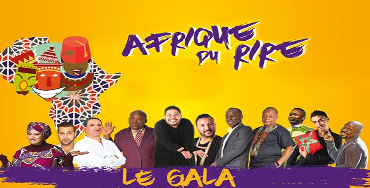 1.400 spectateurs en Afrique du Rire à Marrakech