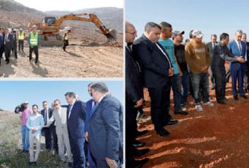 «Al-Hoceima, Manarat Al Moutawassit» :  Les objectifs agricoles très en avance