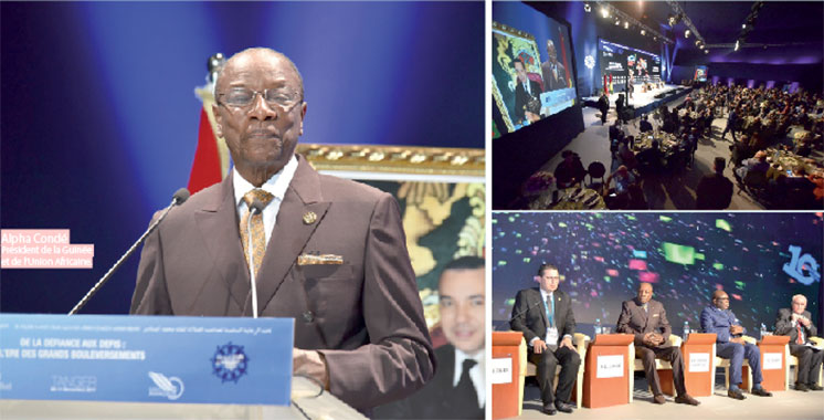 MEDays 2017 : Appel à la solidarité africaine
