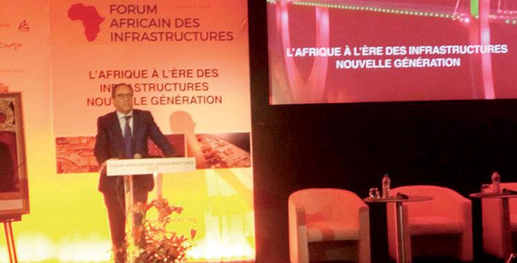 Développement des infrastructures, principal pilier de l'intégration africaine
