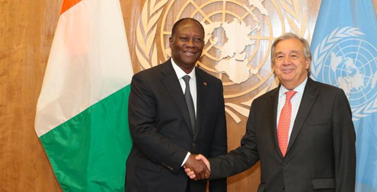 Le Secrétaire général de l'ONU prend part au 5è Sommet UA-UE d'Abidjan
