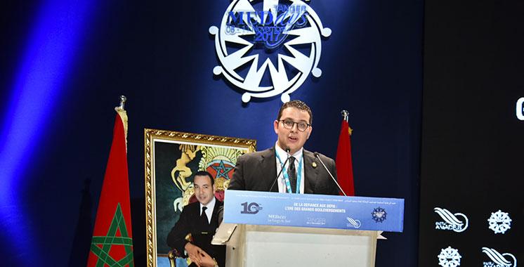 Tanger : Ouverture de la 10ème édition du Forum MEDays