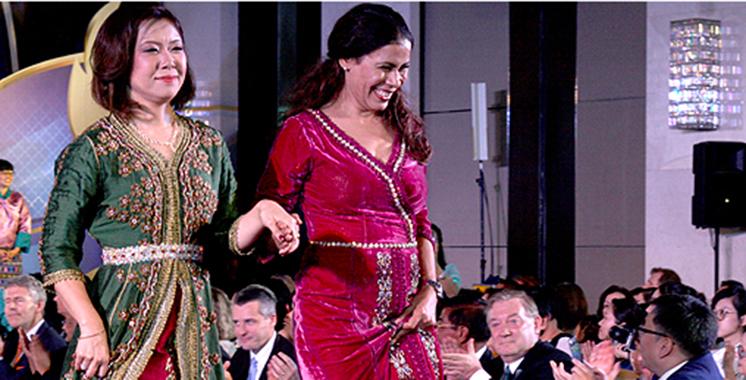 Thaïlande : Le Caftan marocain à l'honneur dans une grande «Fashion week»