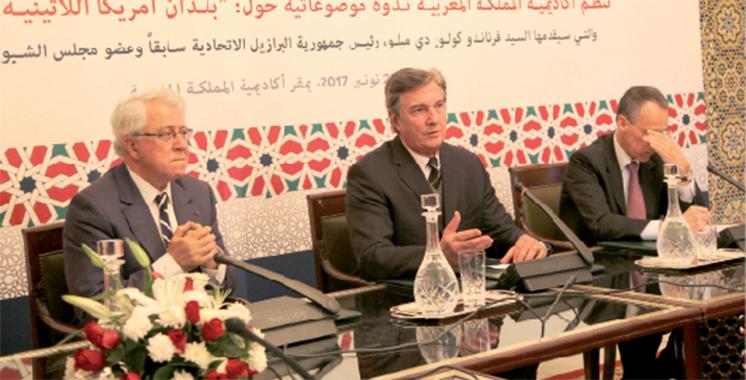 Le Maroc et le Brésil s'allient pour  un partenariat pour l'Afrique