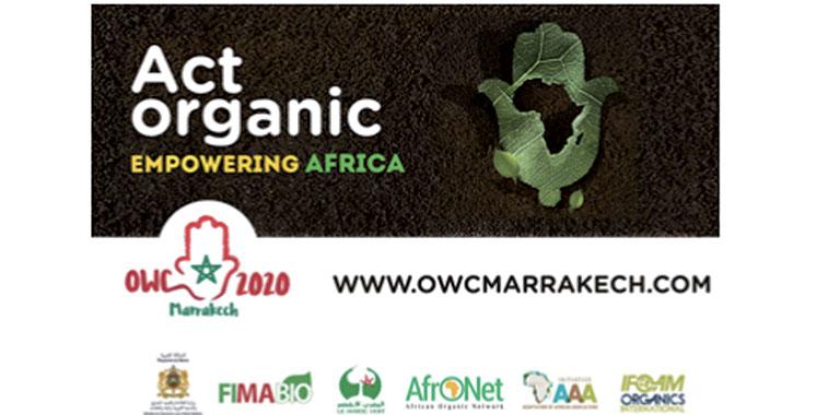 Congrès international de l'agriculture biologique: Le Maroc se porte candidat pour abriter la 20ème édition à Marrakech