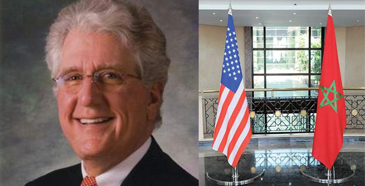 David T.Fisher, nouvel ambassadeur des Etats-Unis au Maroc