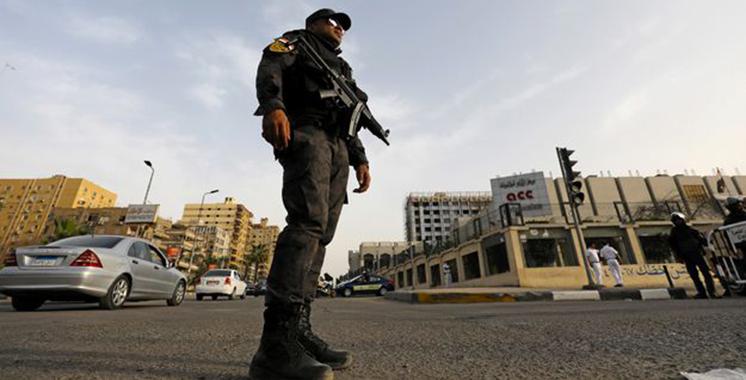 Egypte: 11 «terroristes» abattus dans un échange de tirs avec la police