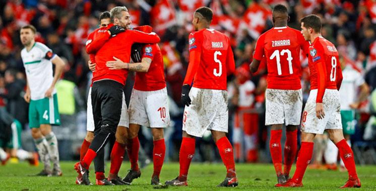 Mondial 2018 : La Suisse et la Croatie seront du voyage