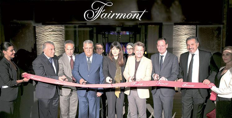 La marque Fairmont fait son entrée au Maroc
