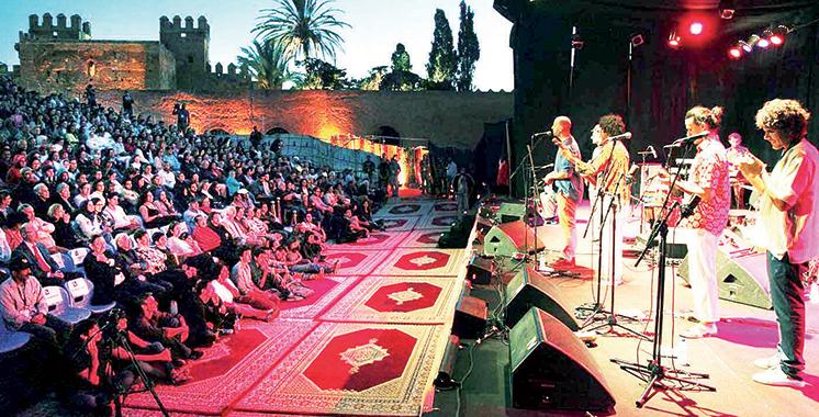 La première édition du Festival national de la chanson à Kénitra