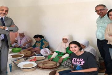La Fondation Zakoura au service de la femme en milieu rural