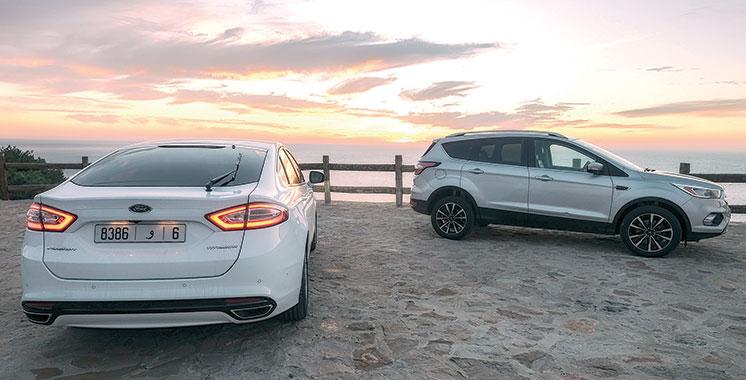 Ford Fusion : Les quatre finitions