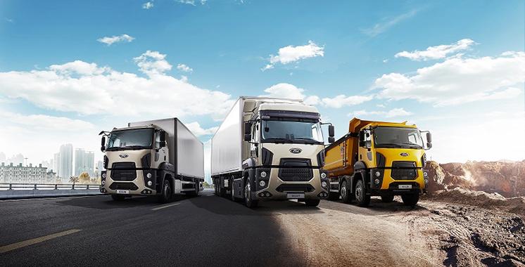 Ford Trucks et la Fédération marocaine du transport routier aux ports signent une convention