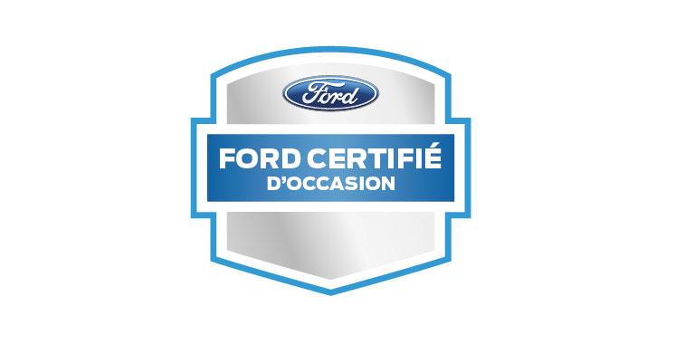 «Ford certifié» : L'acquisition d'un véhicule d'occasion en toute sérénité