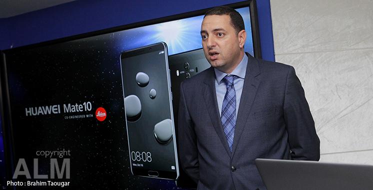 Huawei lance le Mate 10, le Mate 10 Pro et le Mate 10 Lite sur le marché marocain