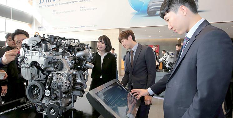 Hyundai : 16 nouveaux moteurs et  6 nouvelles transmissions d'ici 2022