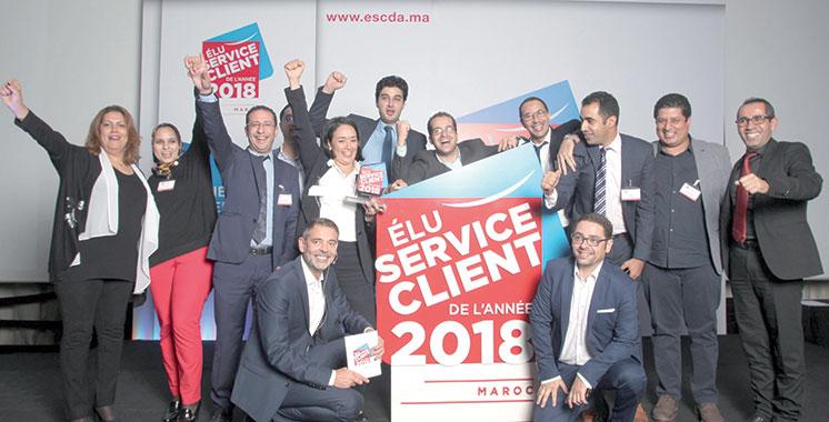 Elu Service Client de l'Année Maroc : Hyundai couronnée dans la catégorie automobile