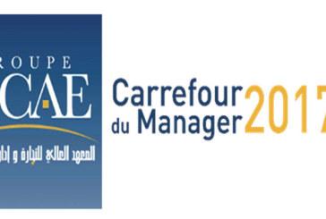 Le Groupe ISCAE organise  la 33èmeédition de son Carrefour  du Manager