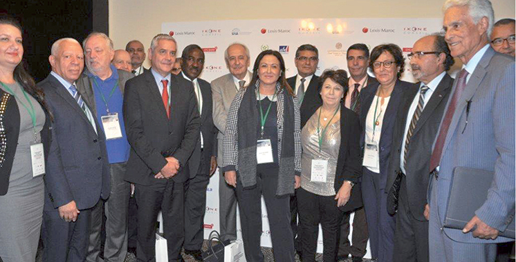 Symposium : «Investissement en Afrique et sécurité juridique» à Casablanca