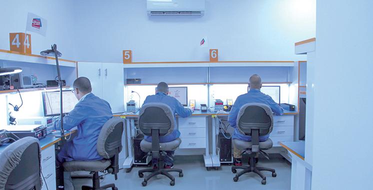 Islahate : 1er centre marocain dédié à la réparation des smartphones et tablettes