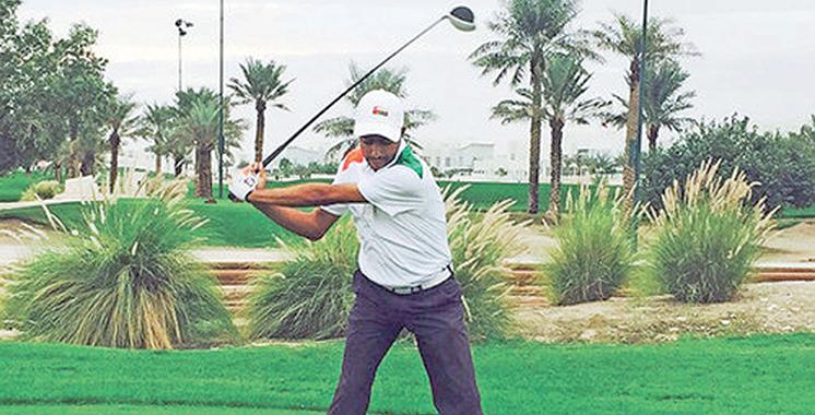 Golf : Les Marocains réalisent de bonnes prestations à Bahreïn