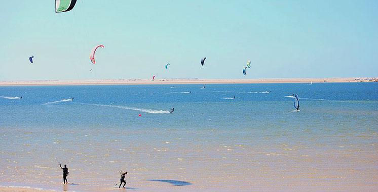 JOJ-2018 : Dakhla accueillera près de 250 kitesurfeurs