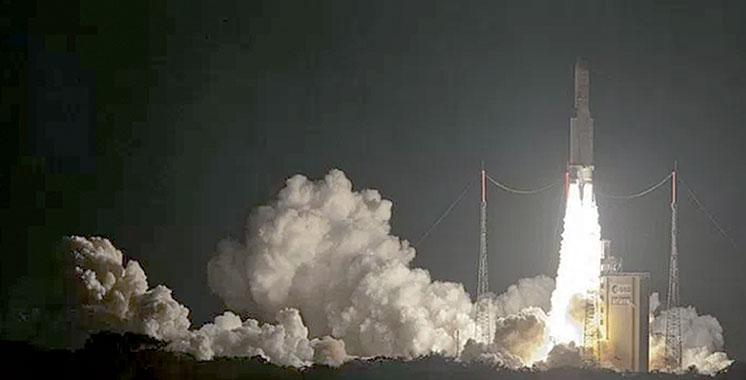 Technologie spatiale : Le Maroc désormais dans  la cour des grands
