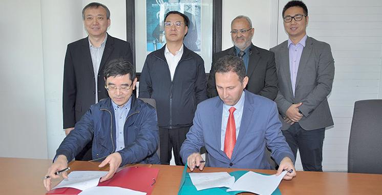 Aviation : l'AIAC signe un accord de partenariat avec le groupe chinois CETC