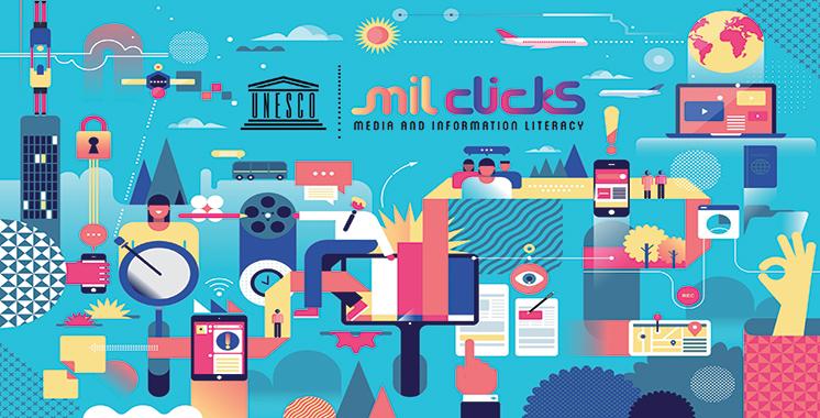 6ème Semaine internationale de l'éducation et de l'information: L'éducation aux médias passe par les compétences