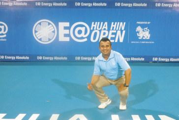 Tournoi de tennis de Hua Hin : Janati représente dignement le Maroc